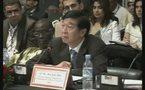 Ambassadeur WU Jianmin : La montée en puissance de l'Asie et le bassin atlantique