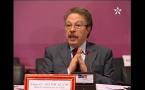M. Ahmed Lahlimi Alami, discours de clôture